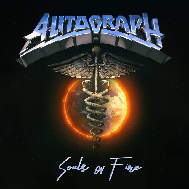 Autograph - Souls On Fire - Single Cover