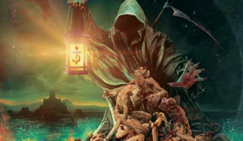 Devildriver - Dealing With Demons - Album Cover