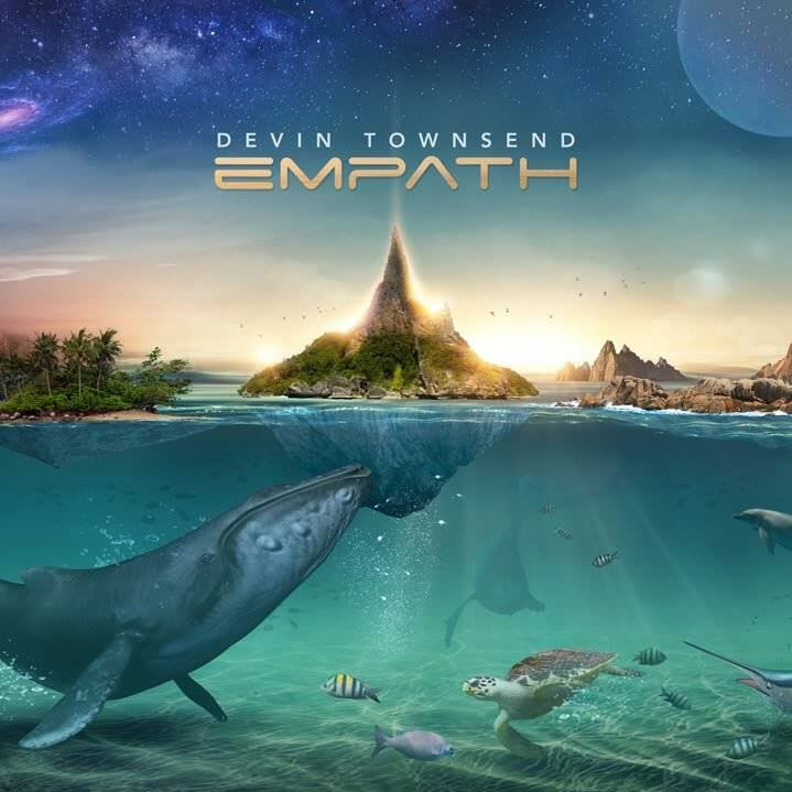 Devin Townsend - Empath - The Ultimate Edition - Album Cover
