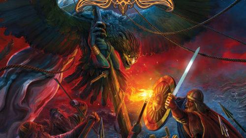 Ensiferum - Thalassic - Album Cover