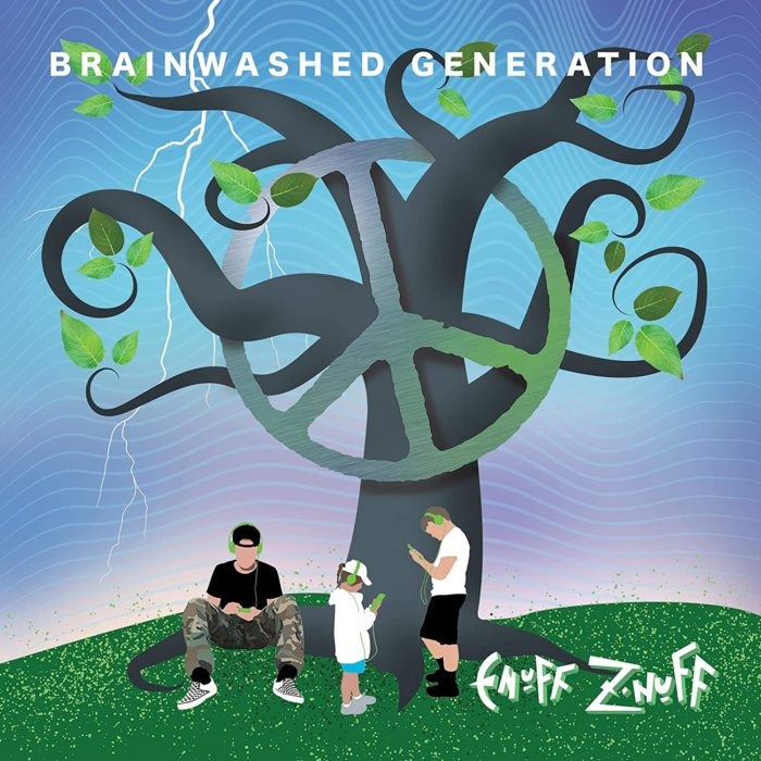Enuff Znuff - Brainwashed_Generation - Album Cover