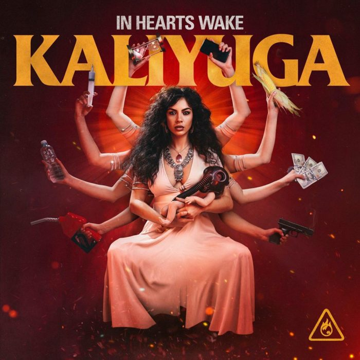 In Hearts Wake - Kaliyuga - Album Cover