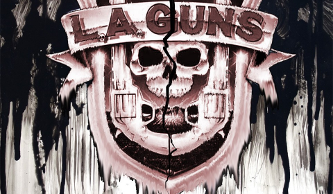 L. A. Guns - Let You Down - Single Cover
