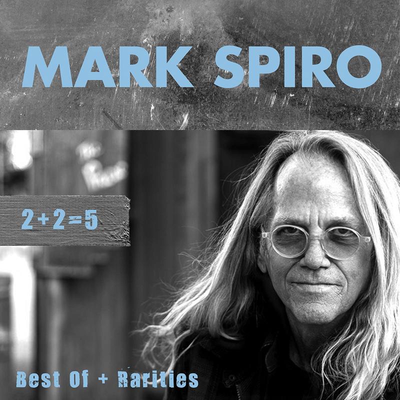 Mark Spiro - 22 5 Best Of Rarities - Album Cover