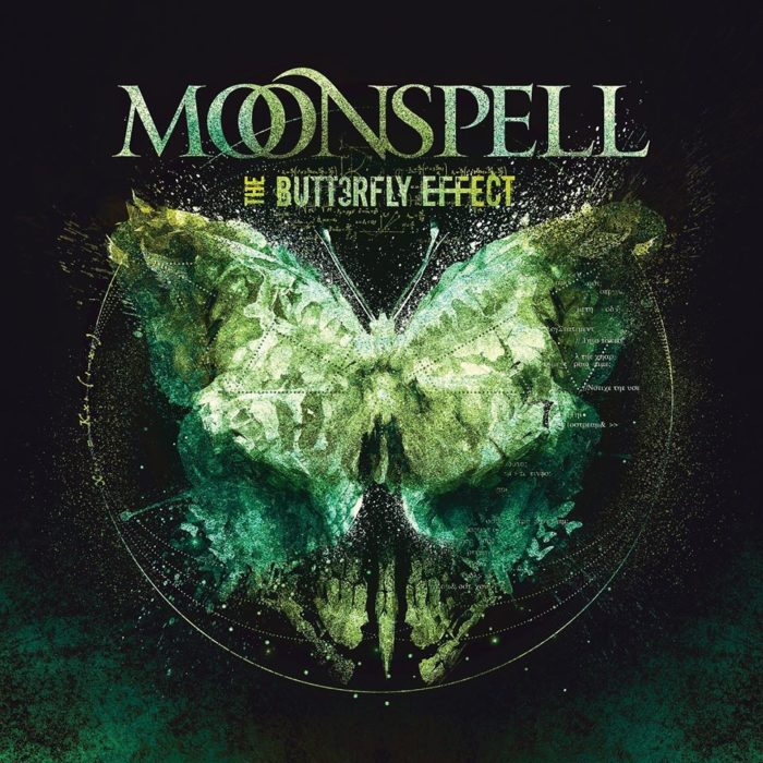 Moospell - The Butterfly Effect - Album Cover