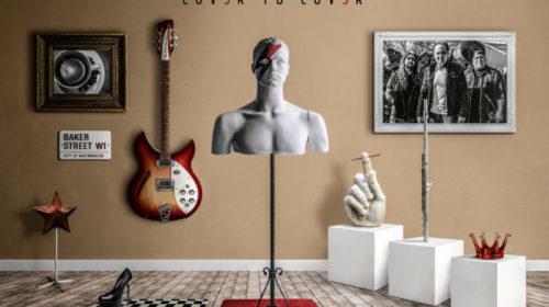 Morse - Portnoy - George - Cov3r To Cov3r - Album Cover