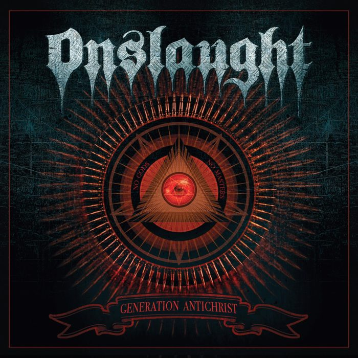 Onslaught - Generation Antichrist - Album Cover