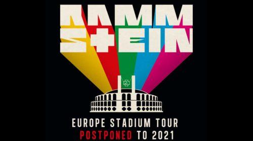 Rammstein - Torino - Europe Stadium Tour 2021 - Promo