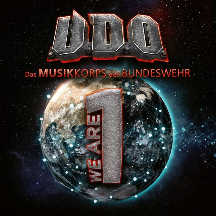 UDO - We Are One - Album Cover