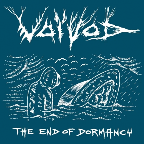 Voivod - The End Of Dormancy - EP Cover