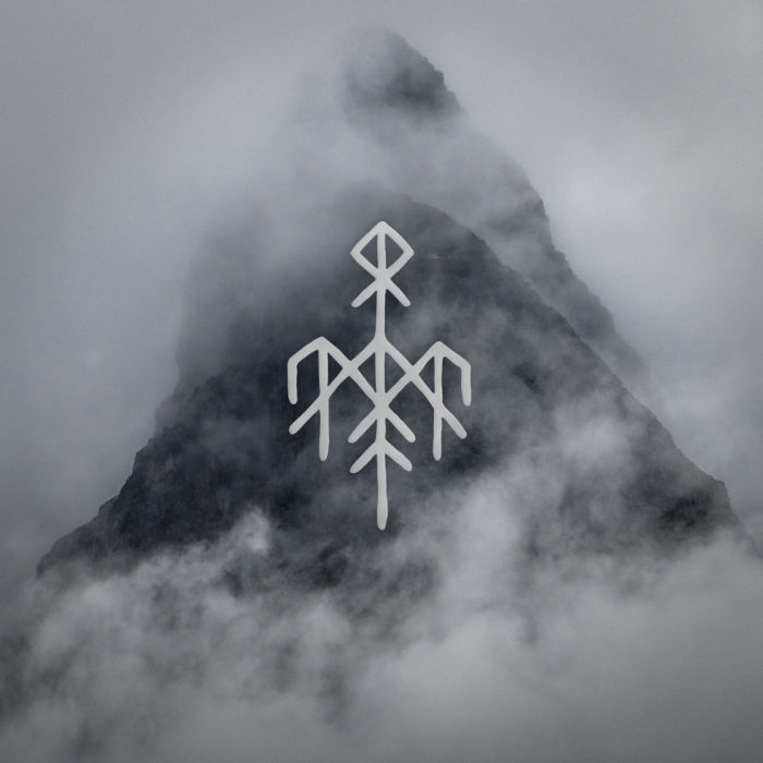 Wardruna - Kvitravn - Album Cover