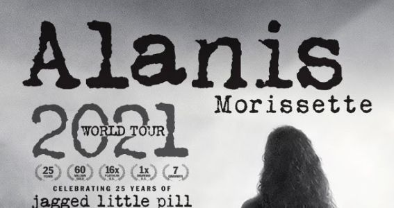 Alanis Morisette - World Tour 2021 - Promo