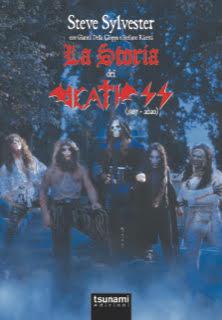 Death SS - La Storia Dei Death SS - Book Cover