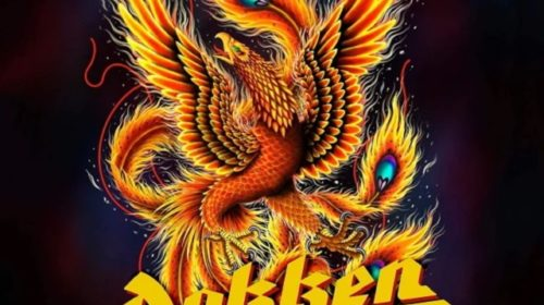 Dokken - The Lost Songs 1978 - 1981 - Album Cover