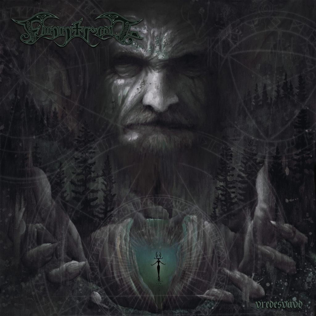 Fintroll - Vredesvävd - Album Cover