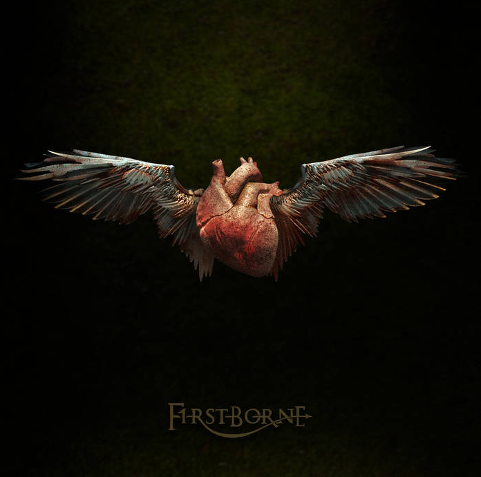 Firstborne - Firsteborne - EP Cover