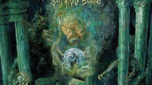 Incantation - Sect Of Vile Divinities - Album Cover