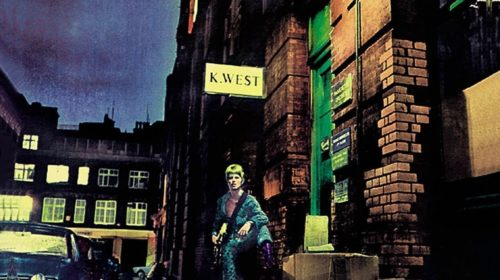 """6 giugno 1972 - esce """"The Rise and Fall of Ziggy Stardust and the Spiders from Mars"""" di David Bowie"""
