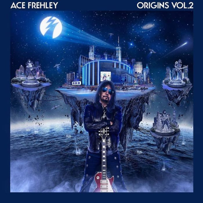 Ace Frehley - Origins Vol 2 - Album Cover