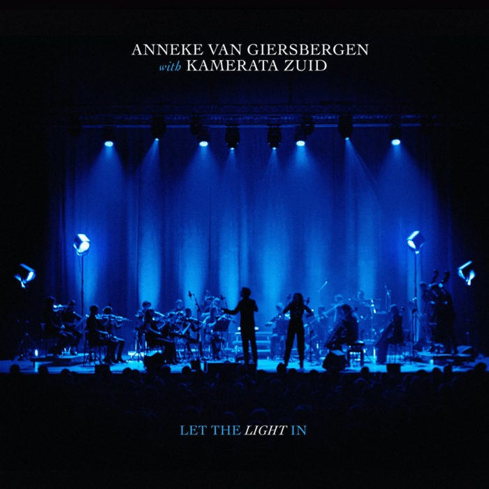 Anneke Van Giersbergen - Let The Light In - Album Cover