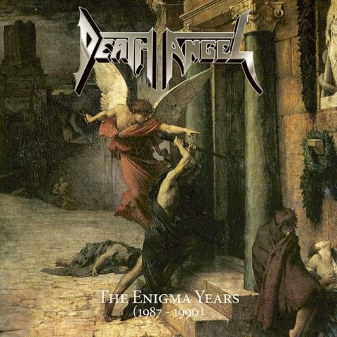 Death Angel - The Enigma Years - 1987 - 1990 - Album Cover
