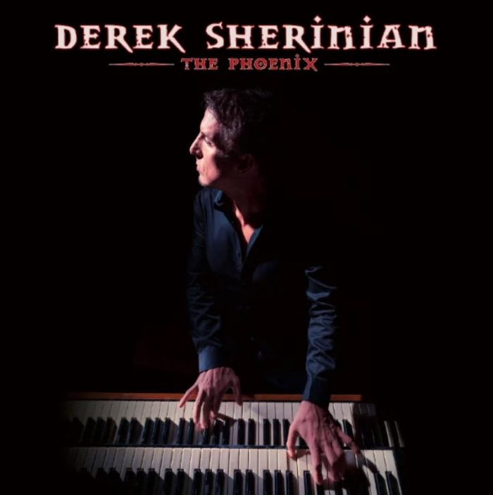 Derek Sherinian - The Phoenix - Album Cover