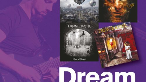 Dream Theater - Dream Theater Every Album Every Song - Book Cover