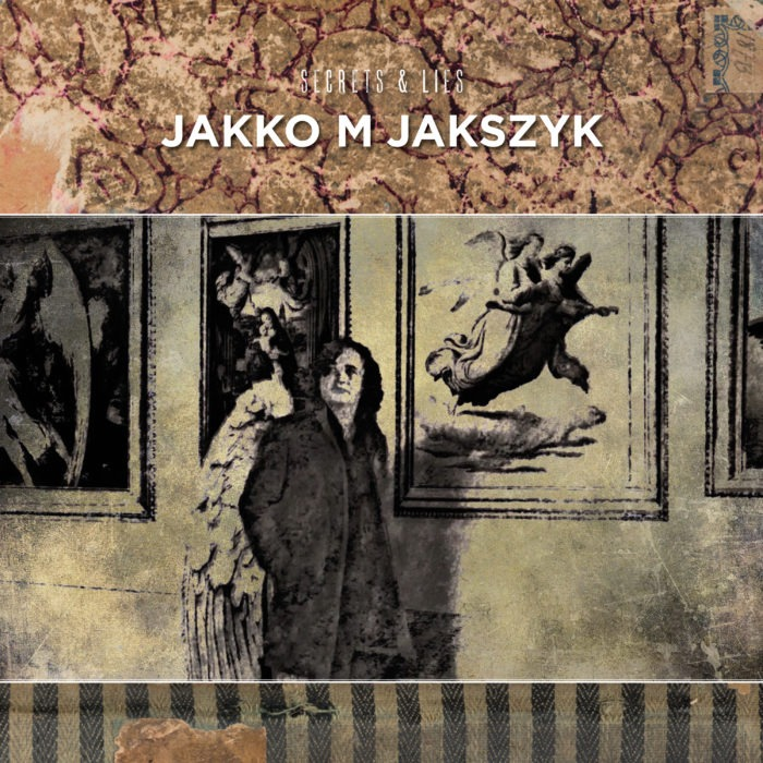 Jakko Jakszyk - Secrets Lies - Album Cover
