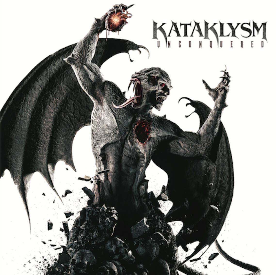 Kataklysm - Unconquered - Album Cover