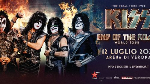 Kiss - End Of The Road World Tour 2021- Promo