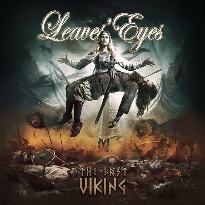 Leaves Eyes - The Last Viking - Album Cover
