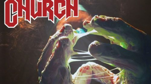 Metal Church - Classic Live - Album Cover