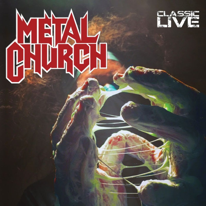 Metal Church - Classic Live - Album Cover
