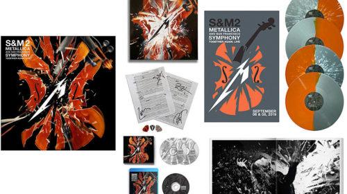Metallica - SM2 - Album Cover