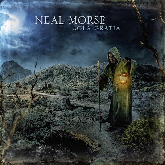 Neal Morse - Sola Gratia - Album Cover
