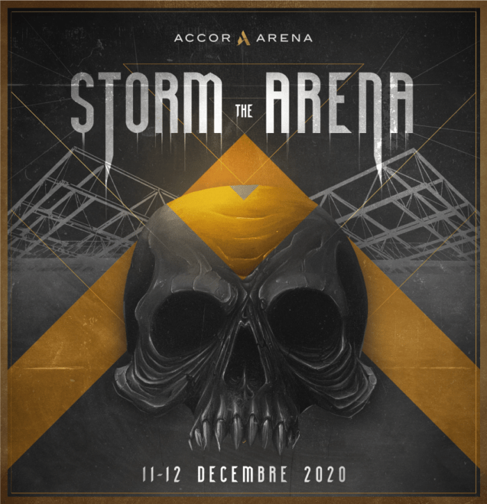 Storm The Arena Festival - Accor Arena 2020 - Promo