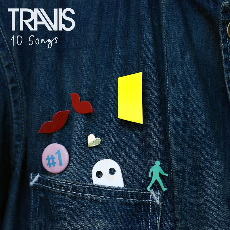 Travis - 10 Songs - Album Cover