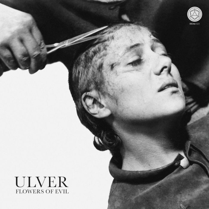 Ulver - Flowers Of Evil - Album Cover
