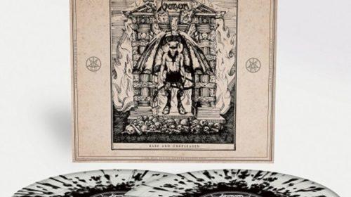 Venom - Sons Of Satan - Album Cover