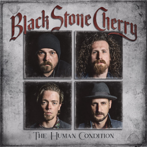 Black Stone Cherry - The Human Condition - Album Cover