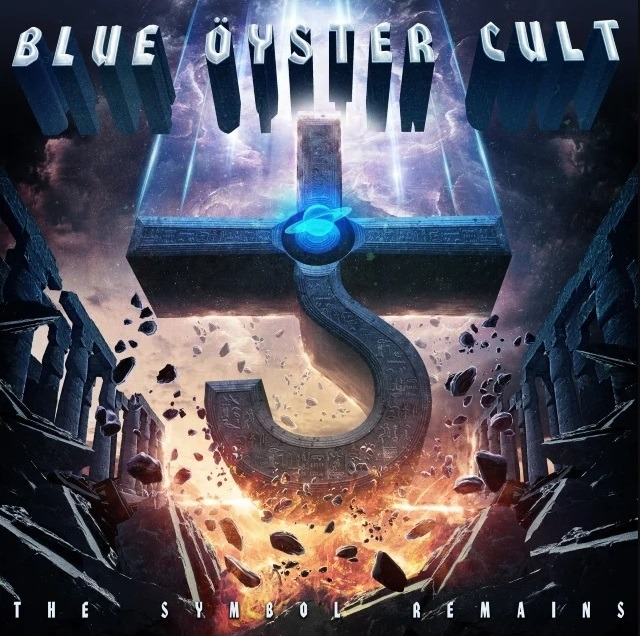 Blue Oyster Cult - The Symbol Remains - Album Cover
