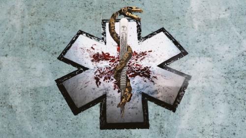 Carcass - Despicable - EP Cover