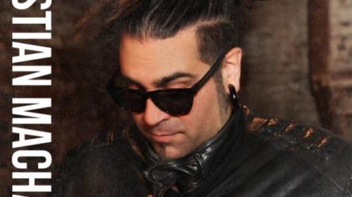 Cristian Machado - Hollywood Y Sycamore - Album Cover