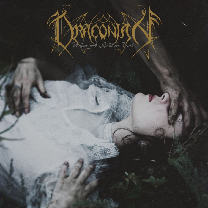 Draconian - Under A Godless Veil - Album Cover