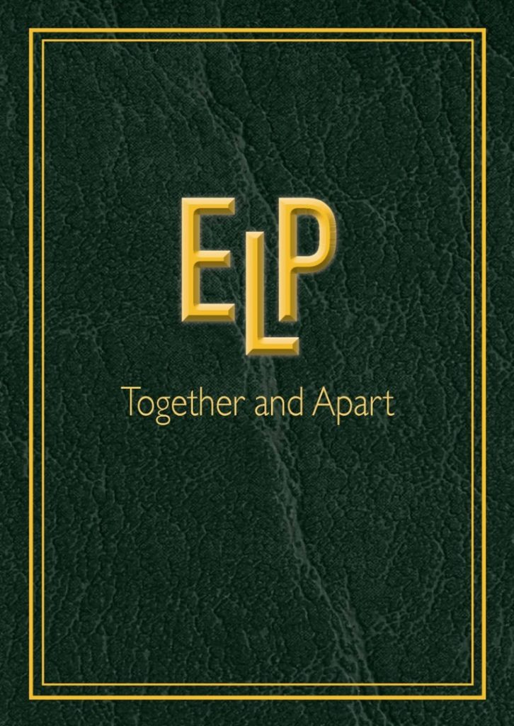 ELP - Together And Apart - Book Cover