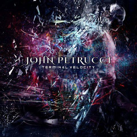 John Petrucci - Terminal Velocity - Album Cover