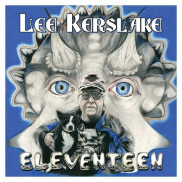 Lee Kerslake - Eleventeen - Album Cover