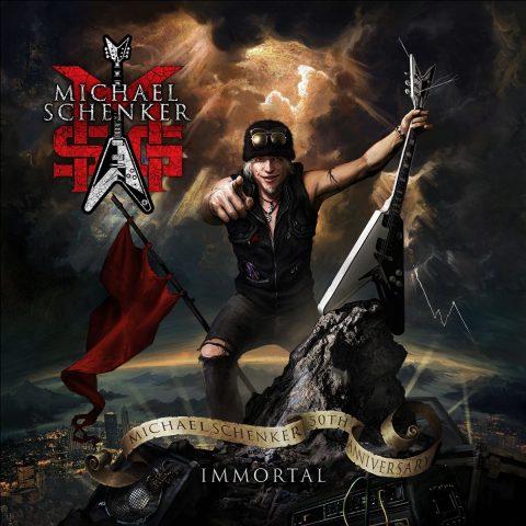 Michael Schenker Group - Immortal - Album Cover