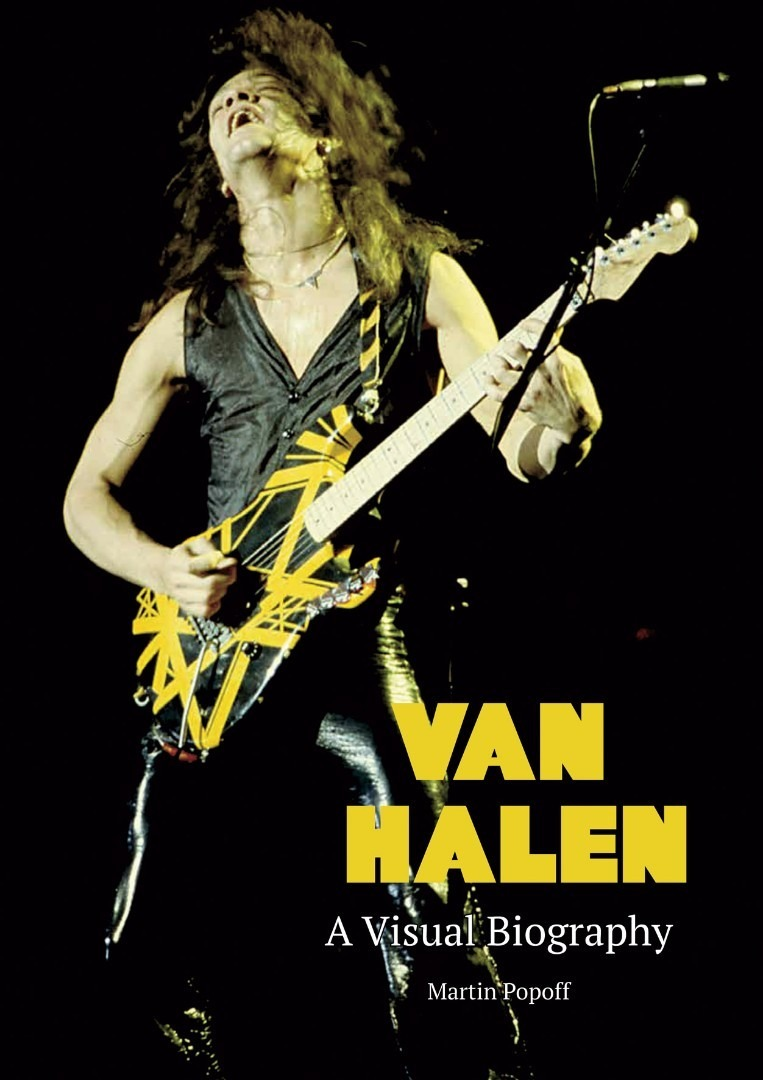 Van Halen - A Visual Bioghraphy - Documentary Cover