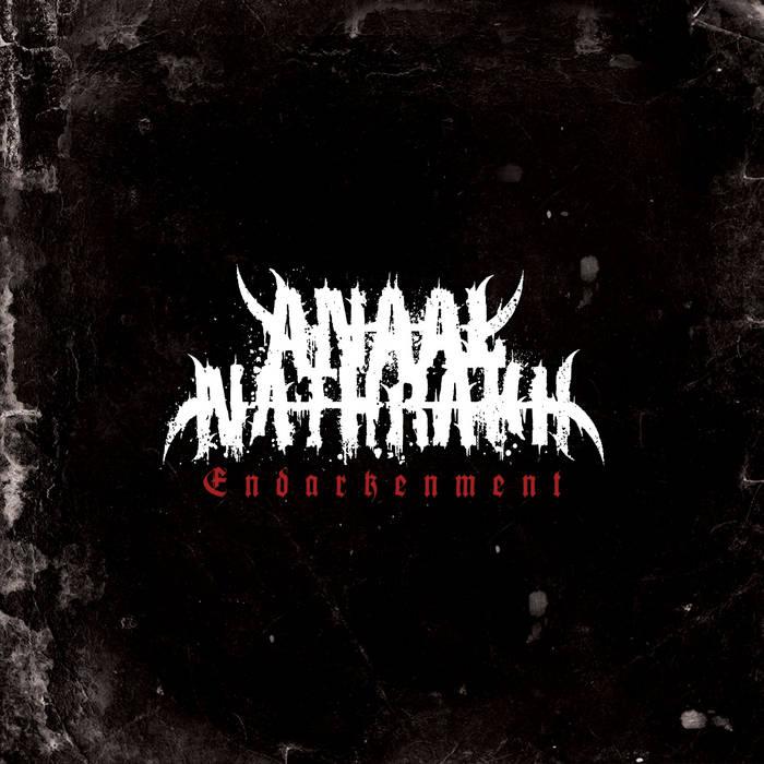 Anaal Nathrakh - Endarkenment - Album Cover